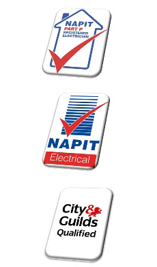 napit, city and guilds logos